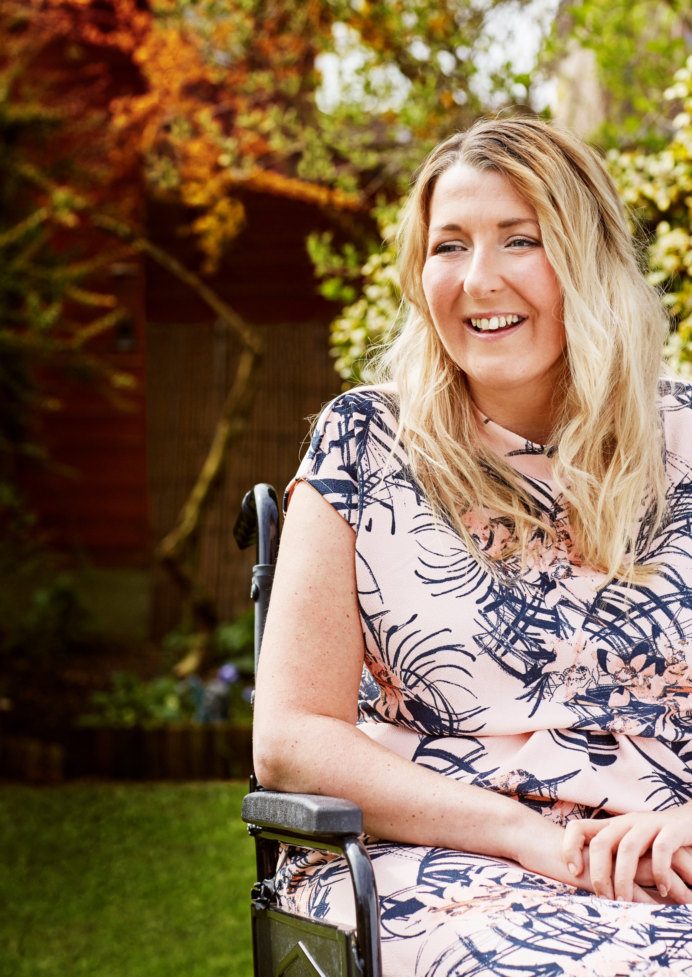 Ailsa Malcolm-Hutton, Diagnosed 2013 - MND Association of England, Wales and N Ireland