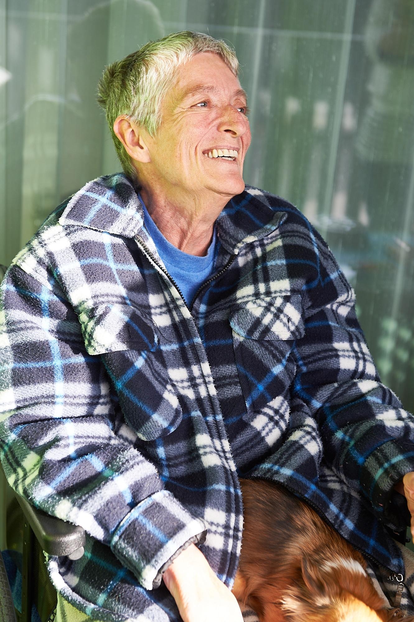 Brigitte Wernli, Association ALS Switzerland, Diagnosed 2014, Switzerland