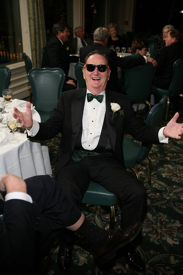 "Charlie ""Hark"" Dourney, Diagnosed 2007 - Hark ALS, USA"