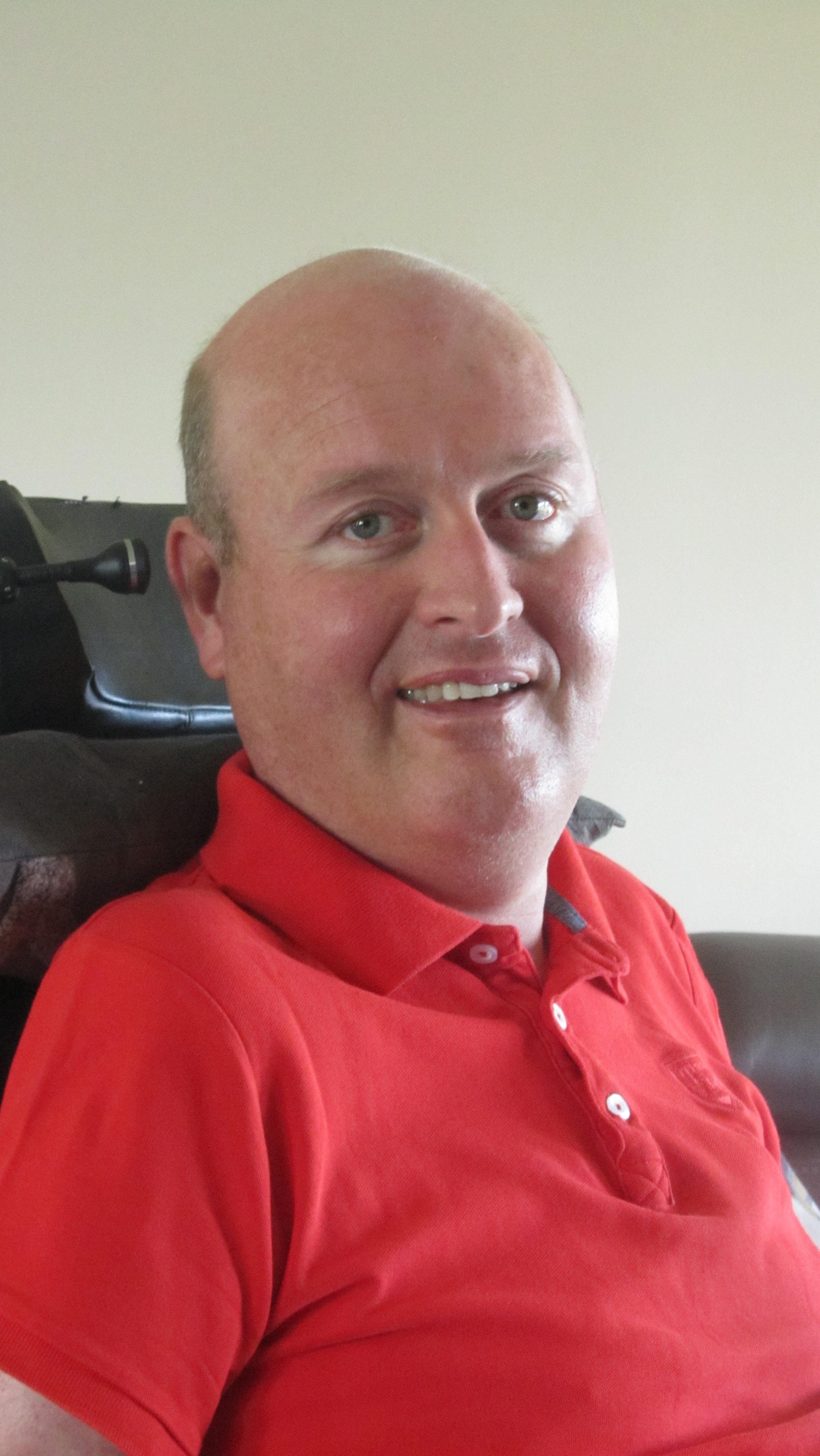 Erwin Coppejans, Diagnosed 2007 - ALS Liga België, Belgium
