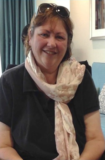 Joanne Pratt, Diagnosed 2011 - MND Australia