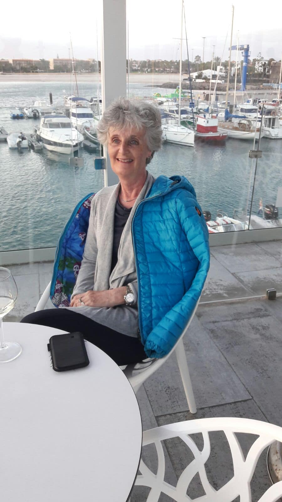 Josée Kolijn-de Man, Diagnosed 2015 - ALS Patients Connected, The Netherlands
