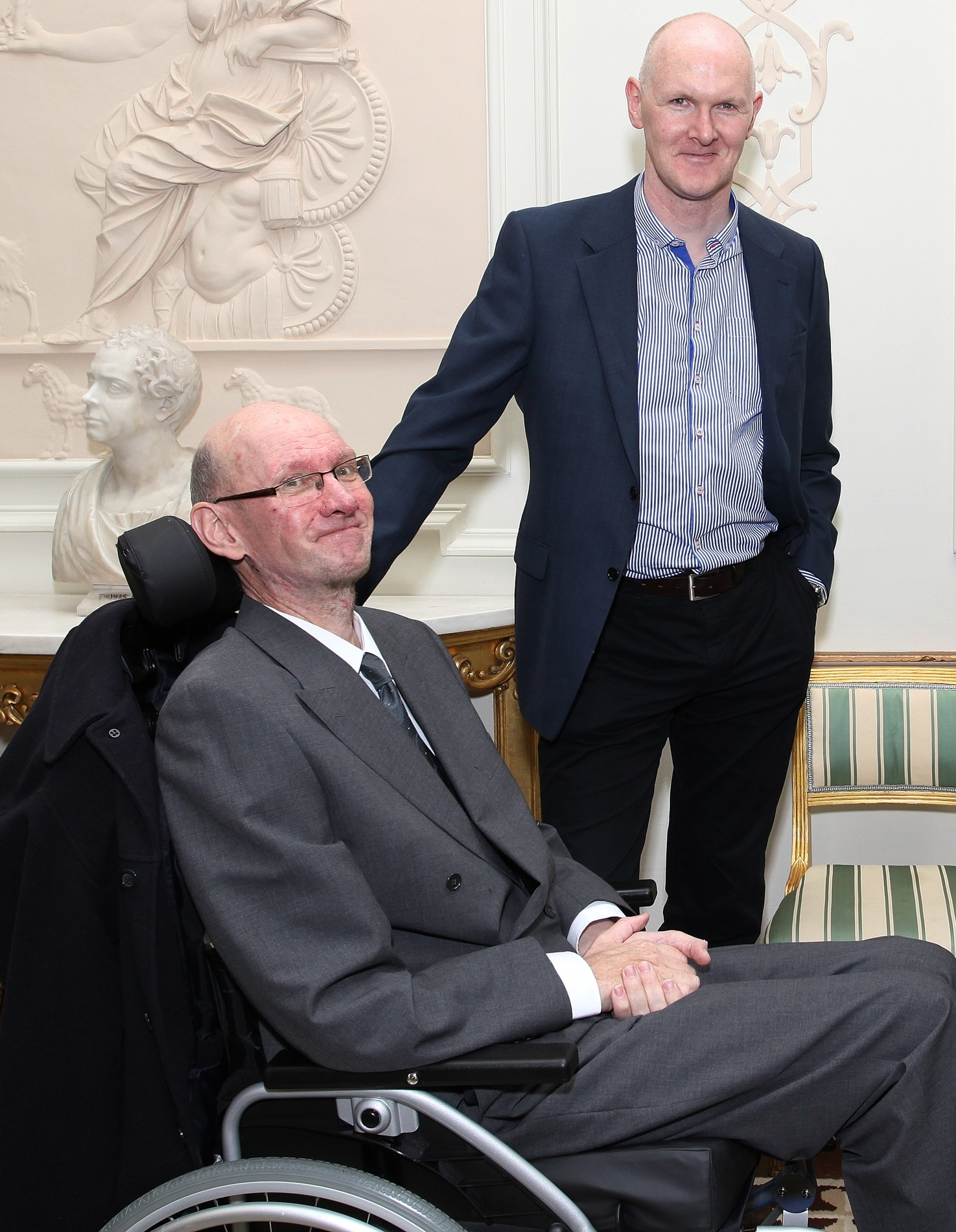 Karl Hughes, Diagnosed 2010 - IMNDA, Ireland