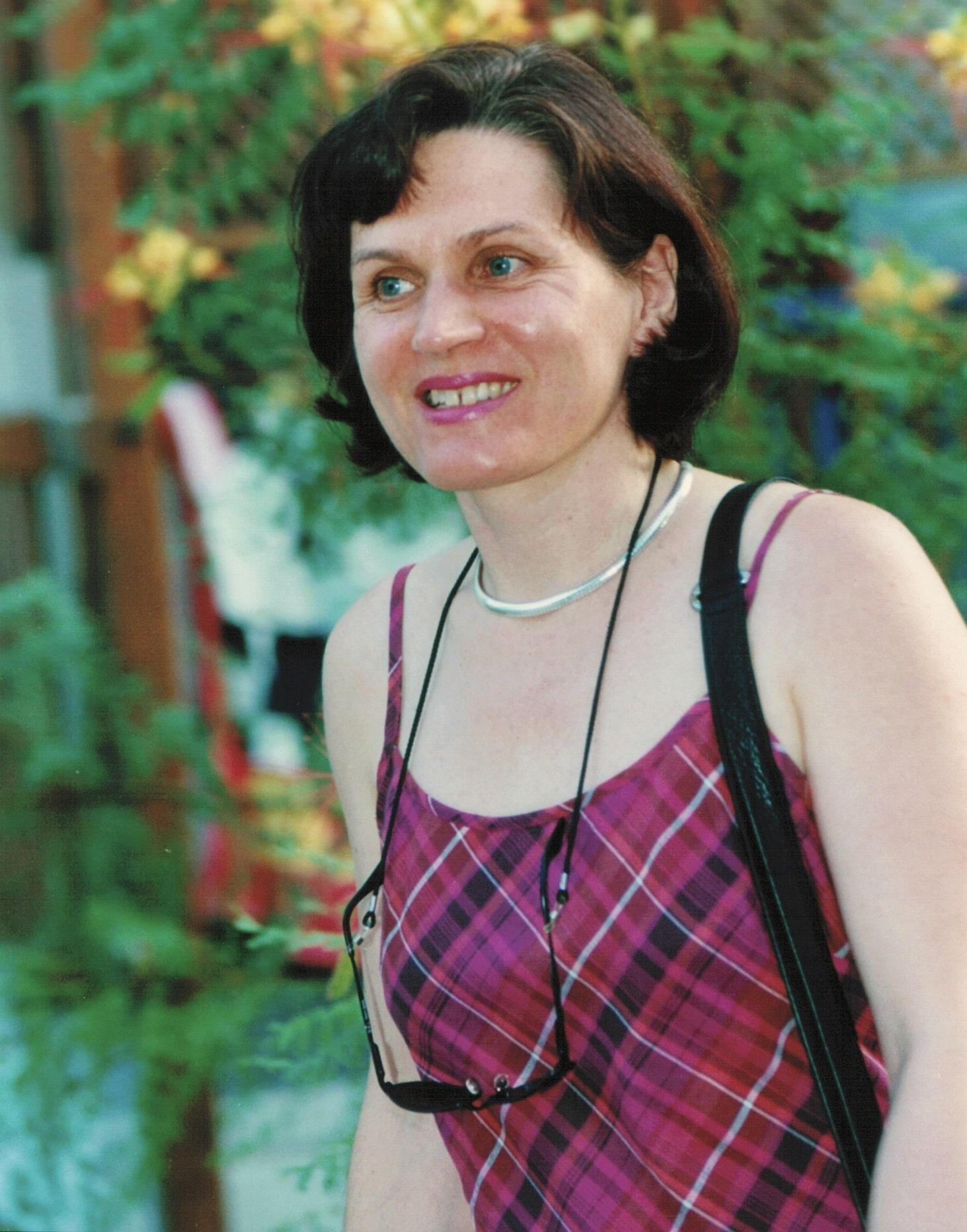 Margreth Burger-Saile, Diagnosed 2011 - ALS Schweiz, Switzerland