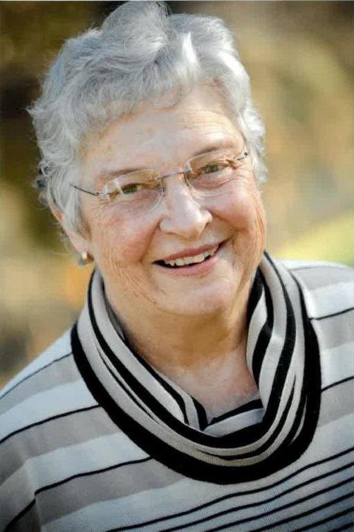 Mary Thomas, Diagnosed 2013 - MND Australia
