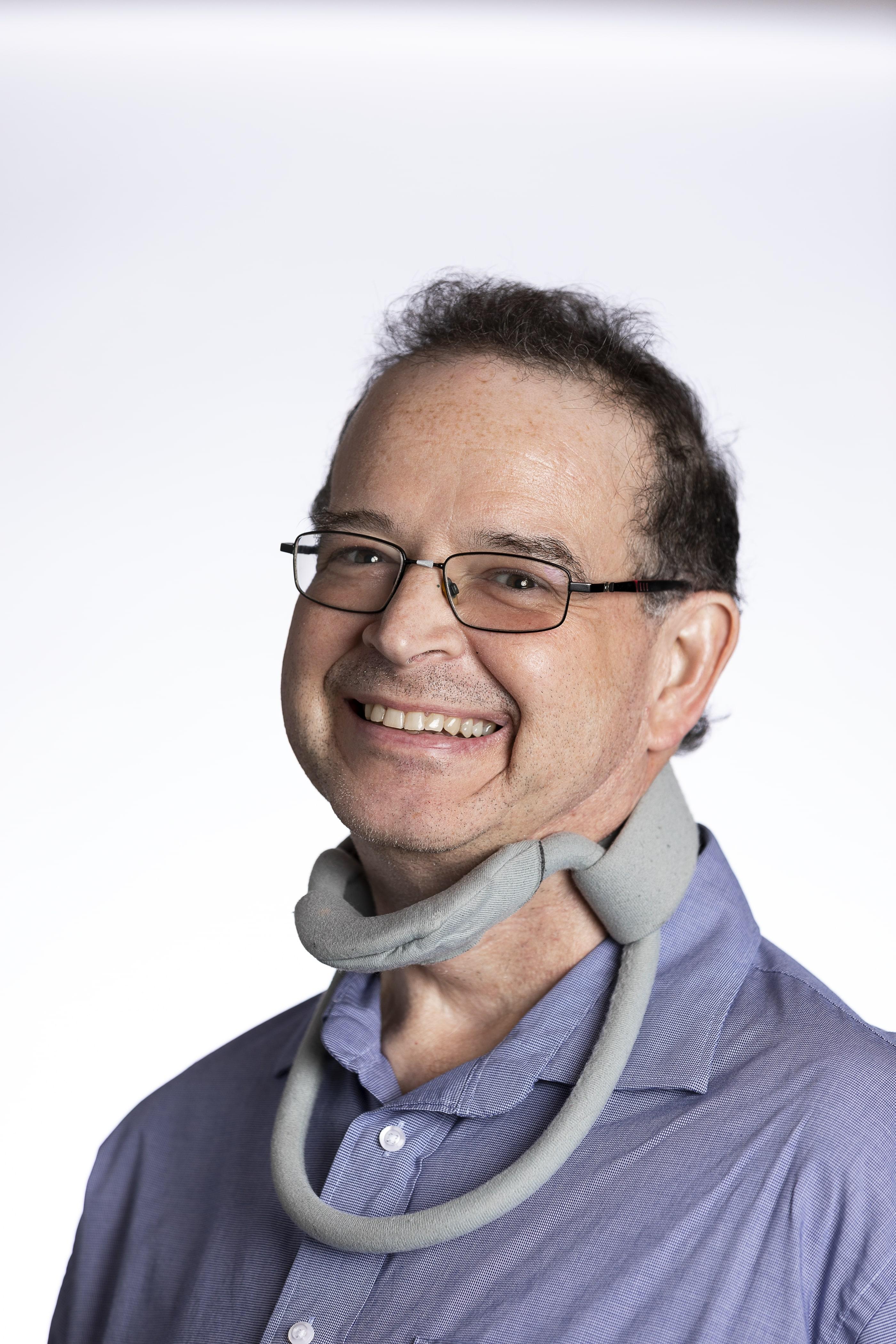 Mike Rannie, ALS Canada, Diagnosed 2017, Canada