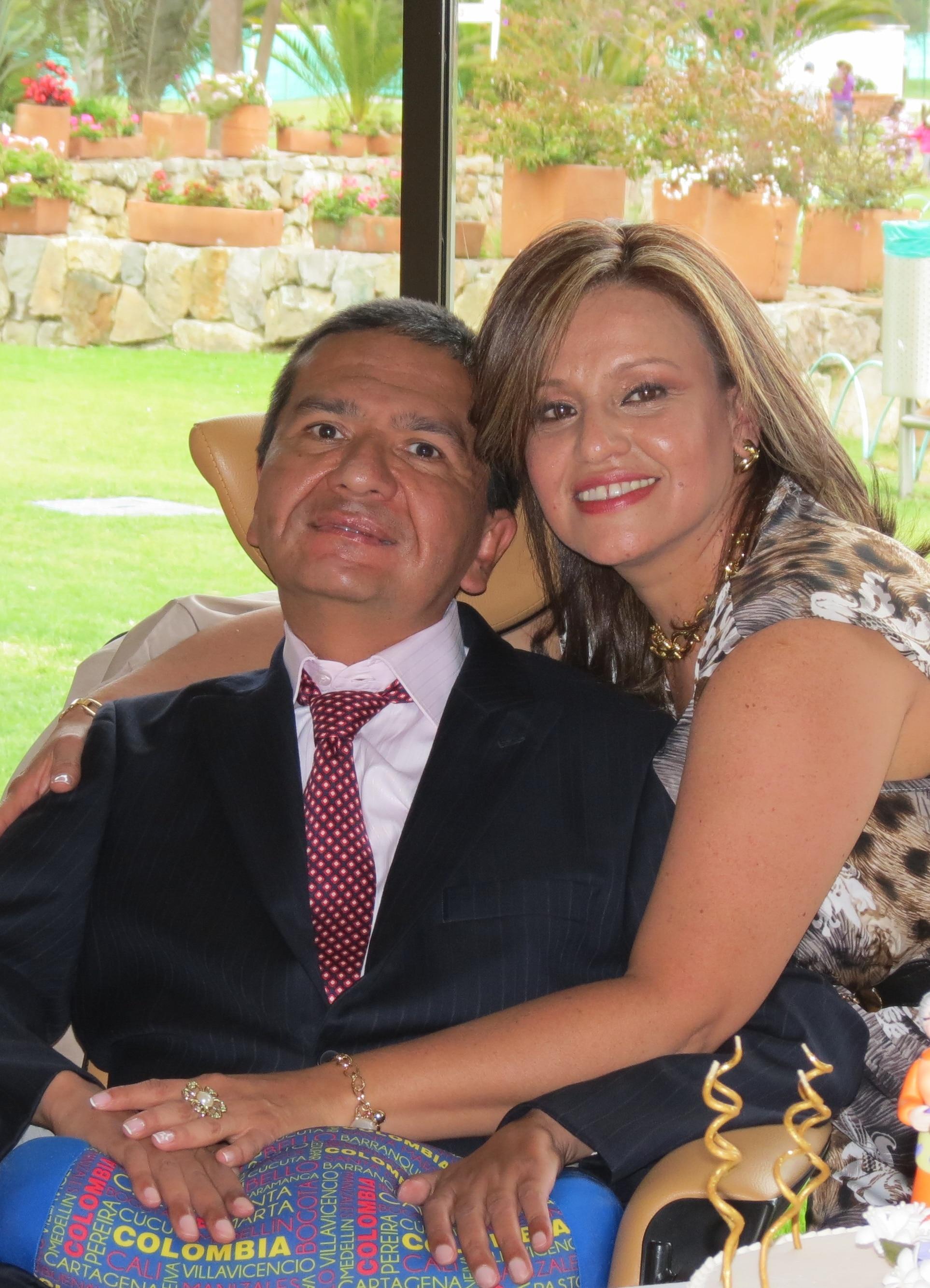 Orlando Ruiz, Diagnosed 2001 - ACELA, Colombia