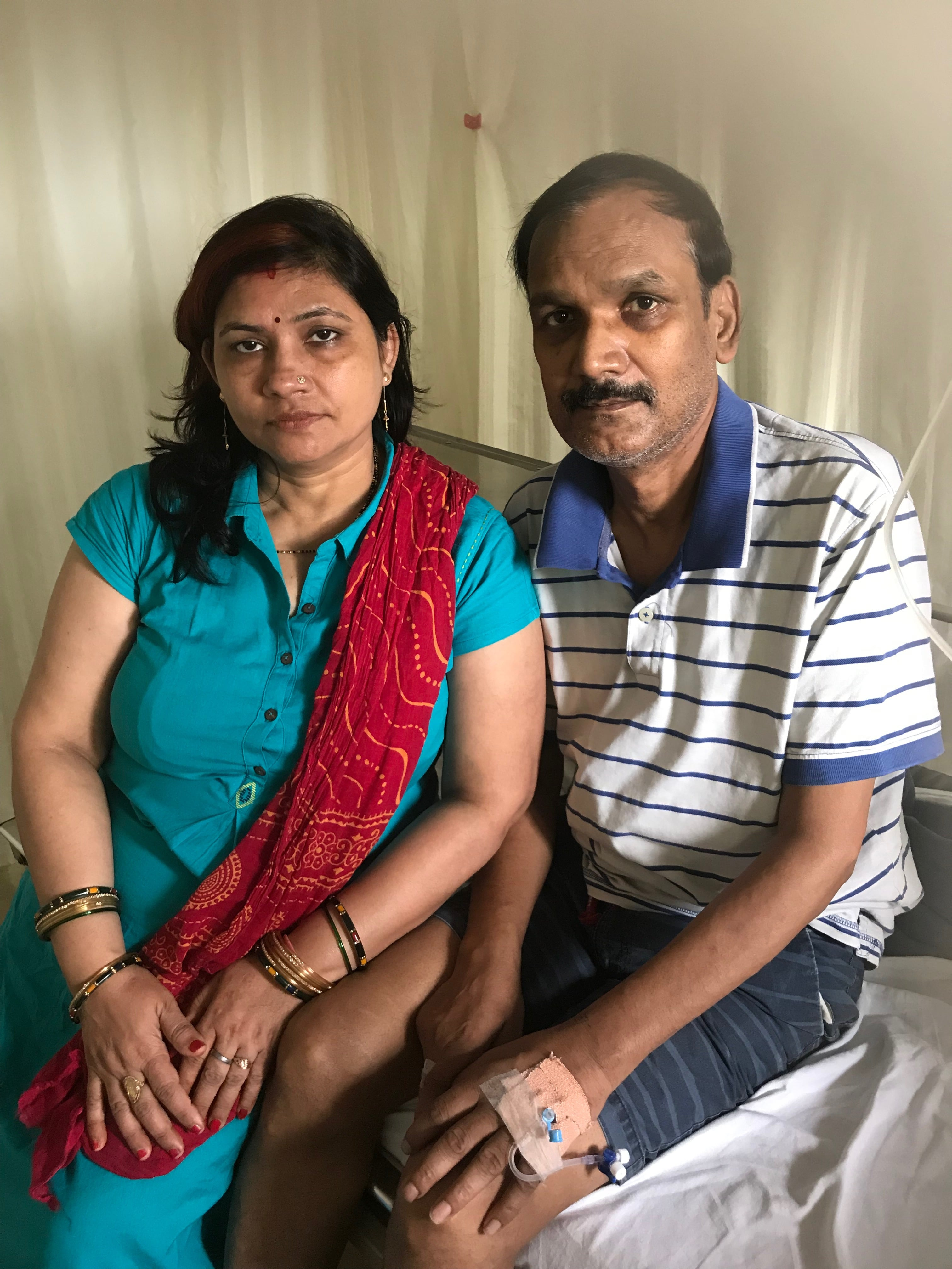 Sanjay Kumar Srivastava, Asha Ek Hope Foundation for ALS/MND, Diagnosed 2018, India