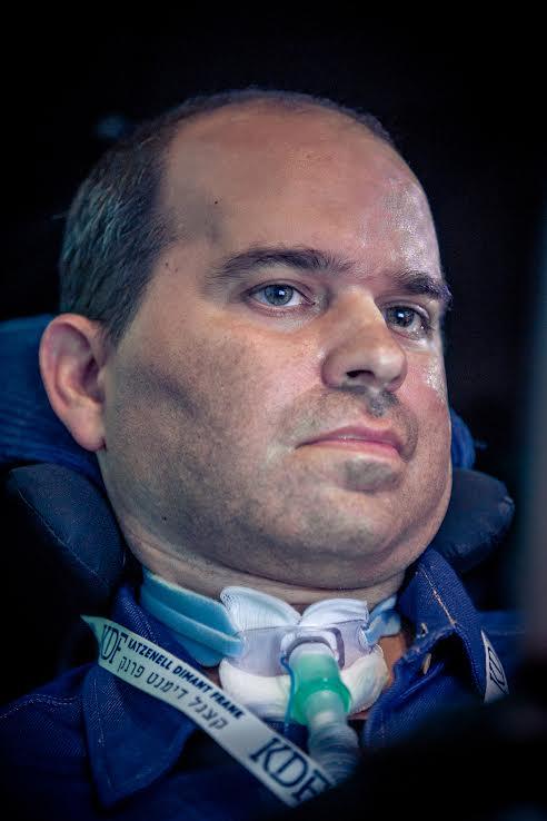 Shay Rishoni, Diagnosed 2011 - Prize4Life, Israel