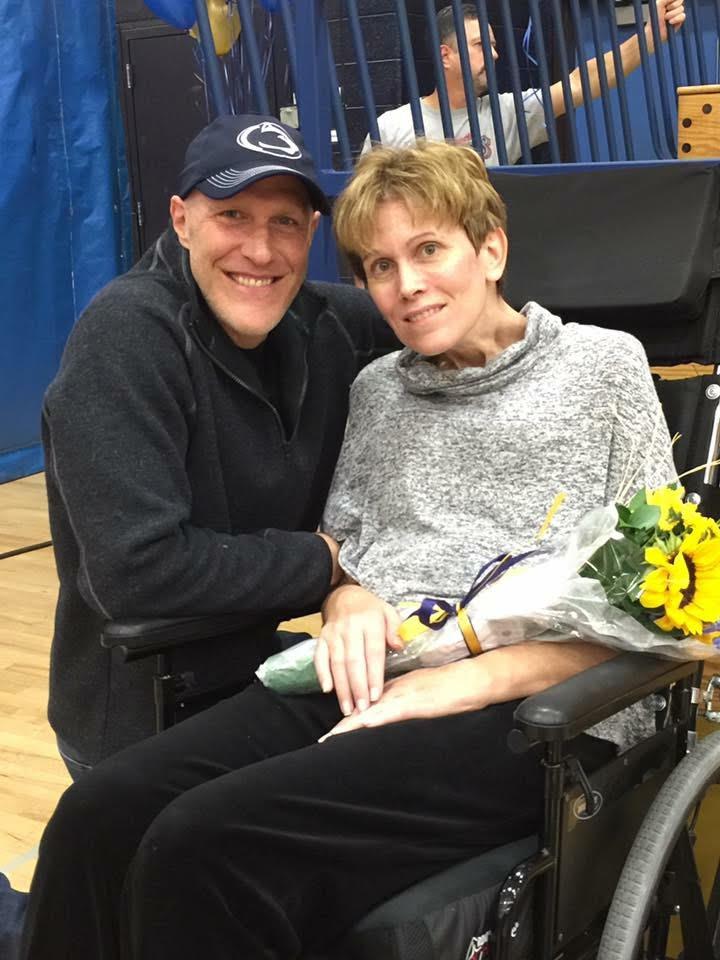Susan Anderson, Diagnosed 2014 - Hope Loves Company, USA