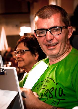 Rolf Mauch, Association ALS Switzerland, Diagnosed 2015, Switzerland