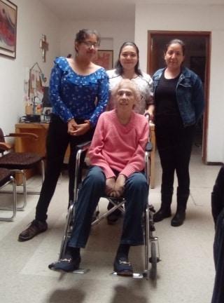Ana María Zavala, FYADENMAC, Diagnosed 2019, Mexico