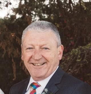 Anthony (Tony) Lynch, MND New South Wales, Diagnosed 2016, Australia