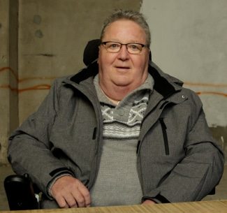 Hans Dieter Olszewski, Diagnosed 2010 - DGM, Germany