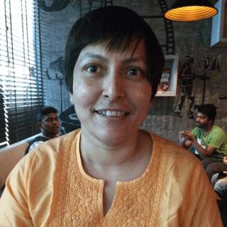 Shera Mukherjee, Diagnosed 2013 - Asha Ek Hope Foundation, India