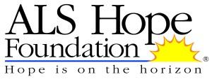 ALS Hope Foundation Logo