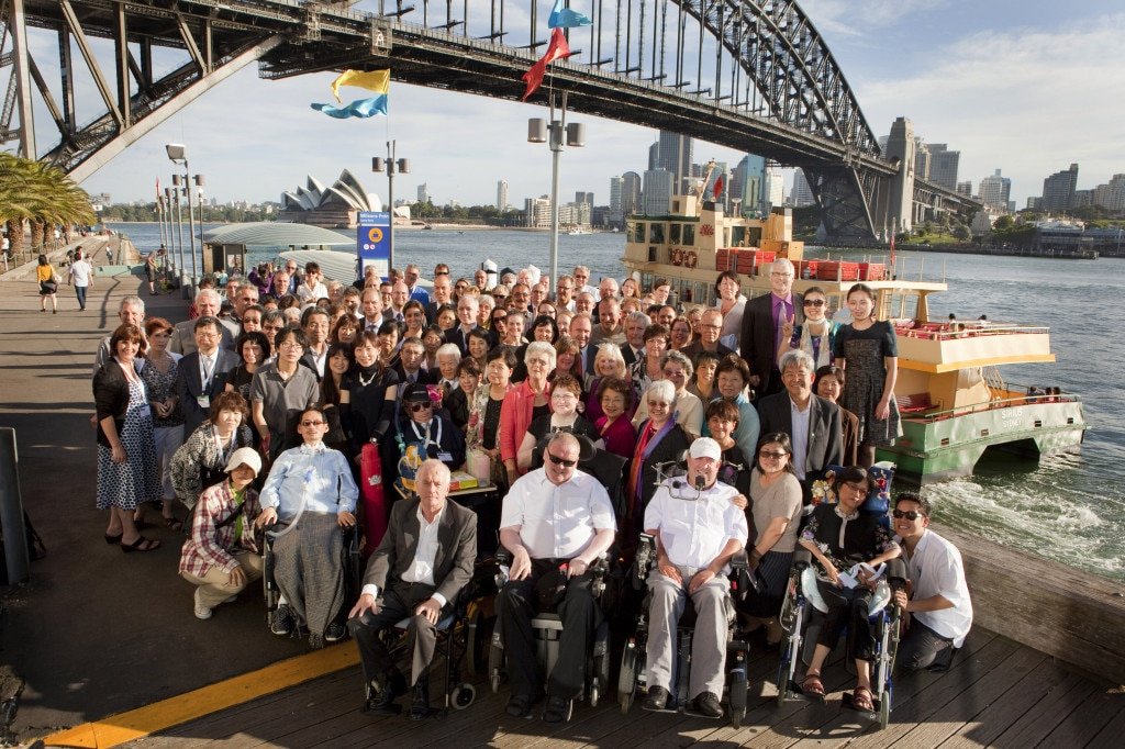 Sydney Alliance Meeting Group Photo 2011