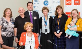 MND community at the Neurological Alliance meeting 2017